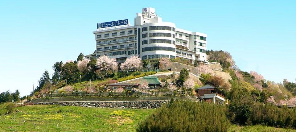 朝倉市の原鶴温泉
