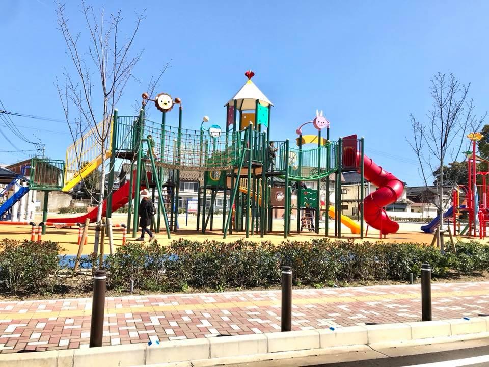 朝倉市の公園