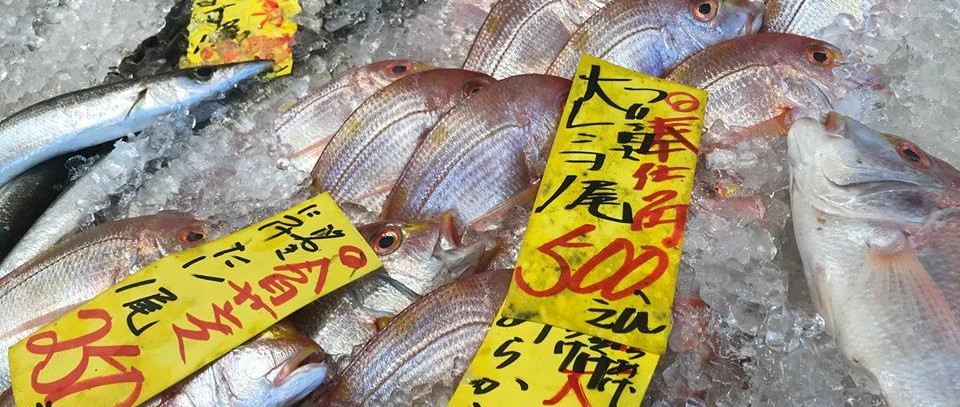 筑前町の高尾鮮魚